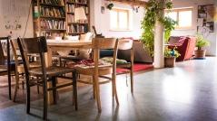 Die Küche dient der Selbstversorgung – oder dem Bekochtwerden