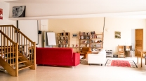 Der große Seminarraum